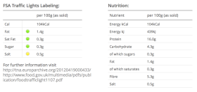 quorn_nutritional_value