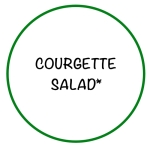 CourgetterSalad