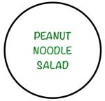 PeanutNoodleSalad
