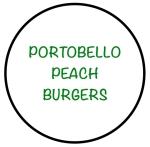 PortobelloPeachBurgers