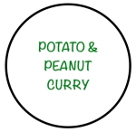 PotatoPeanutCurry