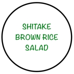 ShitakeBrownRiceSalad