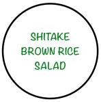 ShitakeBrownRiceSalad