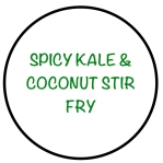 SpicyKaleCoconutStirFry