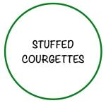 StuffedCourgettes