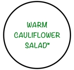 WarmCauliflowerSalad