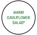 WarmCauliflowerSalad