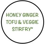 HoneyGingerTofu&VeggieStirFry