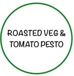RoastedVeg&TomatoPesto